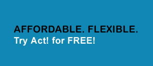 AFFORDABLE. FLEXIBLE.