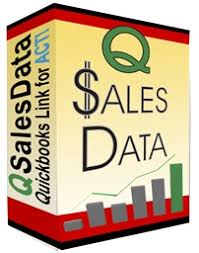 QB Sales Data App for Act!